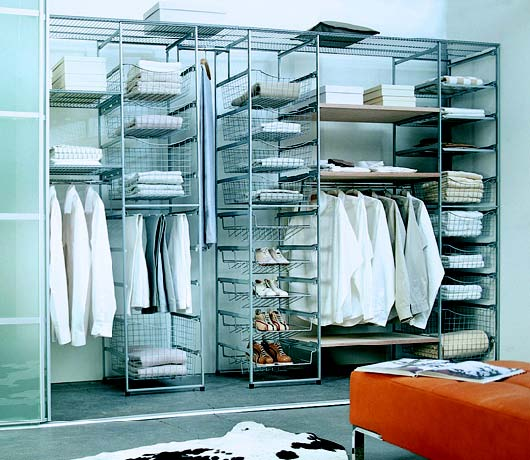 Garderobeinnredning billig