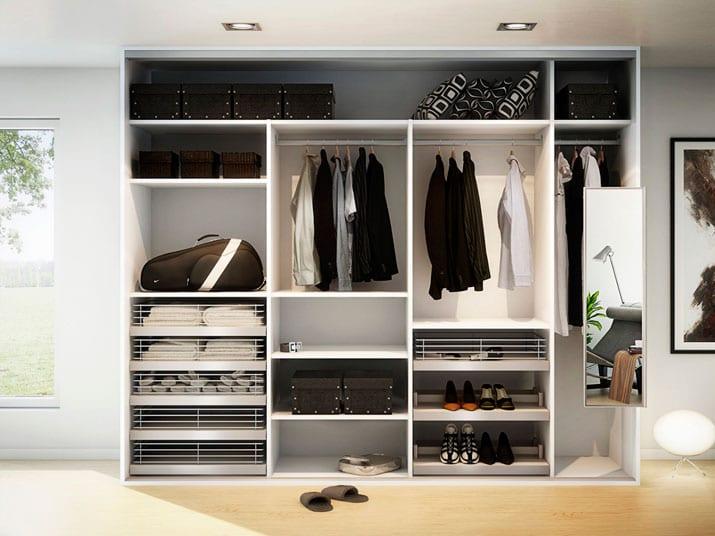 Garderober og Innredning - Farstad Profilsystemer